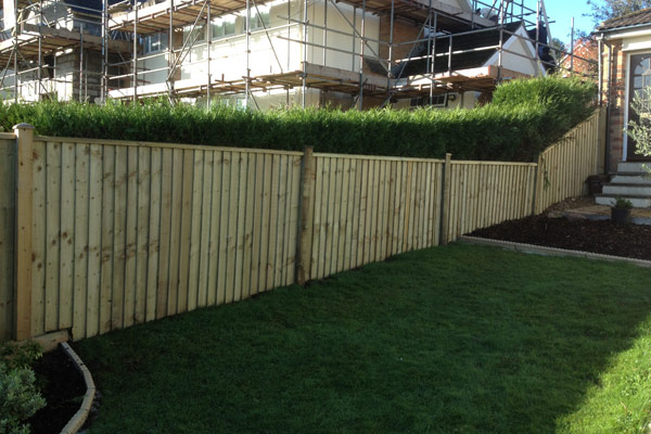 Banfield Fencing Weston Super Mare North Somerset